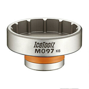 Bottom Bracket Tool Installer / Remover IceToolz BB Tool 12t Tooth M097