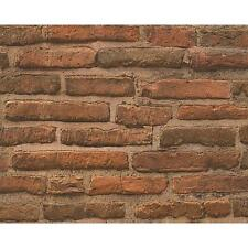 AS Creation House Brick Wallpaper Faux Effect Realistic Stone Embossed 307471