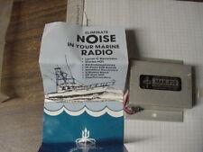 12V Radio Noise Filter Mar-P10 Marine Technology C114