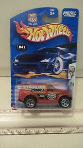 HOT WHEELS 2003 FIRST EDITION, POWER PANEL