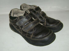 STRIDE RITE GERARD TODDLER BOYS SHOES BOOTS size 11.5 M BROWN LEATHER CUTE