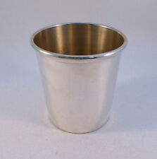 Small Sterling Mint Julep Cup(s) By W. Bell & Co
