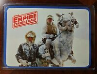 1980 Star Wars The Empire Strikes Back - Antique  Postcard - Hoth Hotel Tauntaun