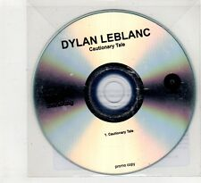 (HC761) Dylan Leblanc, Cautionary Tale - 2016 DJ CD