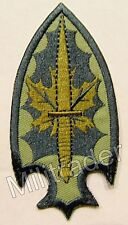 Canada Canadian Special Forces Basic Qualification Badge Patch (OD-GMG)
