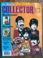 The Inside Collector Magazine September 2003 Beatles, Kewpies, Clarice Cliff