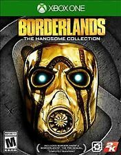 Borderlands: The Handsome Collection (Xbox One) New - 2 games - All DLC Included