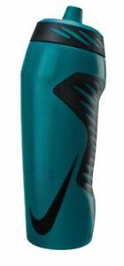 Nike Hyperfuel 24 oz. Squeeze Water Bottle Teal/Black