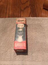 Vintage RUBBERSET Shaving Brush Black New Old Stock