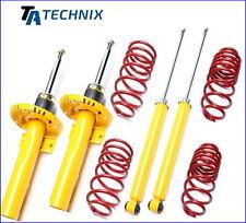 TA Technix Sportfahrwerk ca. 40/40mm Tieferlegung für VW Polo Typ 9N Benziner