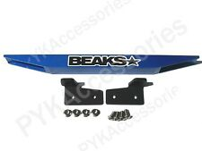 BEAKS BLUE LOWER TIE BAR CIVIC 01-5 EM/ES/EP3, RSX 02-06 DC5