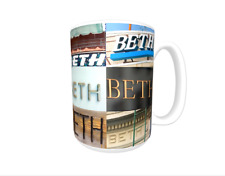 BETH Coffee Mug / Cup featuring the name in actual sign photos