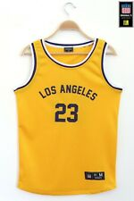 T-shirt Maillot de Basket-ball Homme Los Angeles James 23 - 2021/2022 -