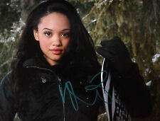 KIERSEY CLEMONS - POPULAR AMERICAN ACTRESS - BRILLIANT SIGNED COLOUR PHOTO