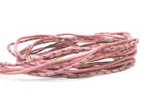 Western Electric Cloth copper 1.4M*4pcs 16GA Wire for power speaker ks13385L1