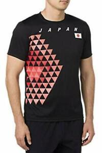 ASICS Japan Men's 2018 Running Training Top T Shirt A17B11 New Size Large