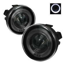 2001-2004 Dodge Dakota 2001-2003 Durango Halo Projector Fog Light Smoke w/Switch