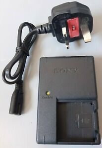 Genuine Sony BC-CSGC camera battery charger 4.2V 0.25A