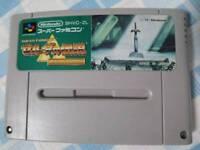 Nintendo Super Famicom The Legend of Zelda A Link to the Past SFC SNES Japan