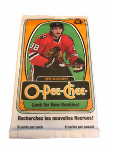2013-14 Upper Deck O-Pee-Chee Hockey Factory Sealed BOOSTER Pack | 1 PACK | RARE