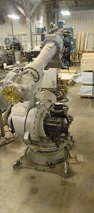 Yaskawa Motoman UP165 Robot, Controller and Teach Pendant