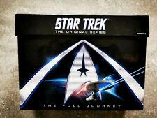STAR TREK: TOS - Komplette Serie - The Full Journey (79 Episoden auf 23 DVDs)