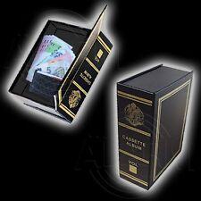 Buchsafe Buch Geldkassette Safe Tresor Buchtresor Geheimfach Buchattrappe MC Neu