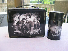 Twilight Full Cast Neca Metal Lunch Box With Metal Thermos