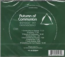 Autumn Of Communion von Michael Norris Lee Anthony & Gainford (2012)- PS 08-126