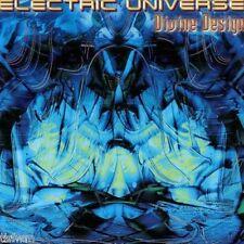Electric universe-divine Design-CD Album-Goa transe-spirit zone