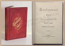 Scheffel Gaudeamus! Lieder aus dem Engeren und Weiteren 1877 Belletristik Lyrik