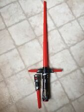 Star Wars Kylo Ren Red Lightsaber 2015 Hasbro