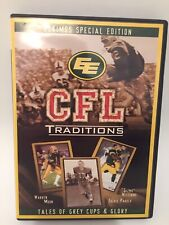 CFL Traditions Tales Of Grey Cups & Glory Eskimos Special Edition DVD
