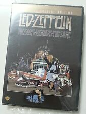 LED ZEPPELIN the song remains the same  HEBREW  ISRAELI  SEALED DVD