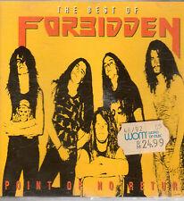 Forbidden - Point of No Return