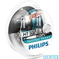 H7 PHILIPS X-tremeVision +130% - Scheinwerfer Lampe - DUO-Pack NEU
