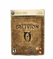 The Elder Scrolls IV: Oblivion Collector's Edition Xbox 360 COMPLETE