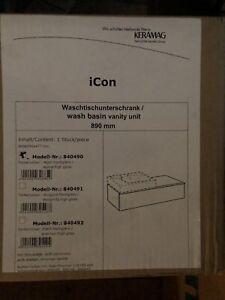 Waschtisch-Unterschrank iCon