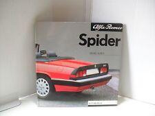 ALFA ROMEO SPIDER 1988 Bruno Alfieri Automobilia