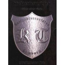 """KNEIPENTERRORISTEN """"STREITSUCHER LIVE"""" 2 DVD+CD NEU"""