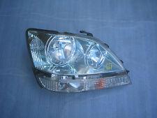 LEXUS RX RX300 HEADLAMP FRONT LAMP HEADLIGHT ORIGINAL FACTORY OEM 01 2002 2003