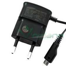 Caricabatterie rete ORIGINALE SAMSUNG per Wave 2 S8530 casa parete nuovo OSC