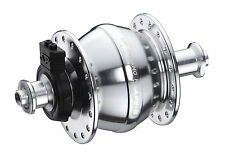 SP hub dynamo (dynohub) PV-8 20, 24, 28, 36h - The most efficient and lightest!