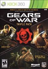 Gears of War Triple Pack - Xbox 360 [Bundle]
