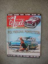 Rat Rod Hot Rod CK Deluxe Magazine Issue #5