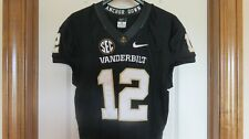 Vanderbilt Commodores Authentic Game Issued Used Jersey sz M