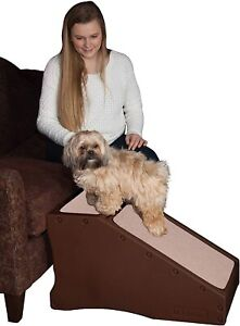 PET GEAR Dog/Cat Easy Step Stair and Ramp Combination