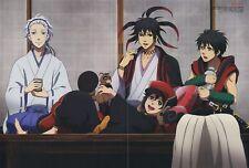 poster promo Donten ni Warau Laughing Under the Clouds Re Hamatora anime Ratio