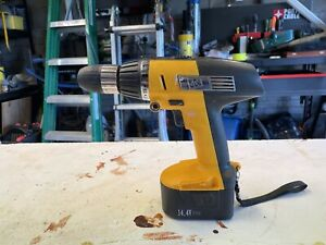 Jcb 14.4v Cordless Hanner Dril No Case Have Purchased New Drill