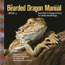 THE BEARDED DRAGON MANUAL - DE VOSJOLI, PHILIPPE/ SOMMELLA, TERRI M./ MAILLOUX,